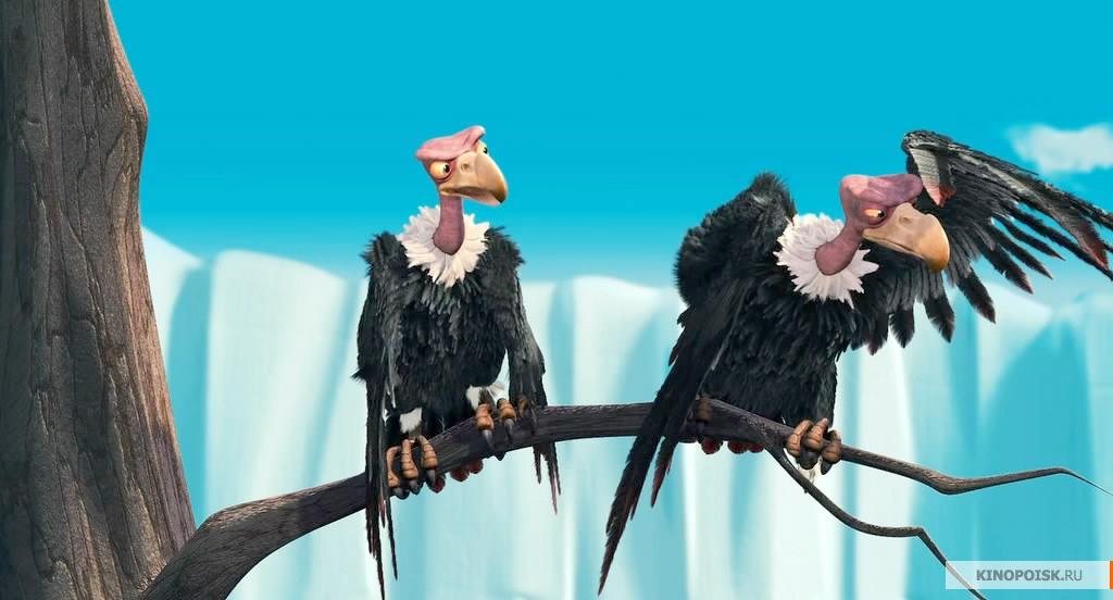 ледниковый период птицы павел пётр
