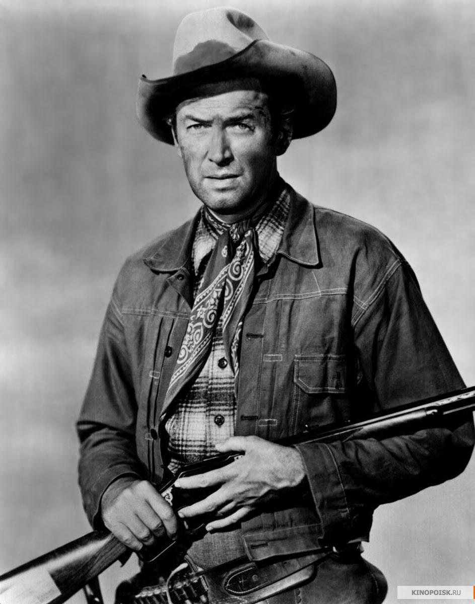 jimmy stewart westerns - 735×936