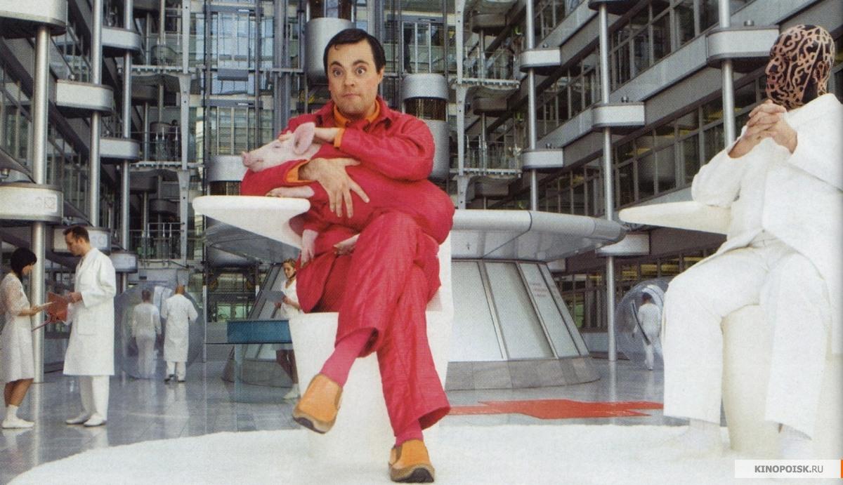 кадр №1 из фильма Господин Никто (2009)