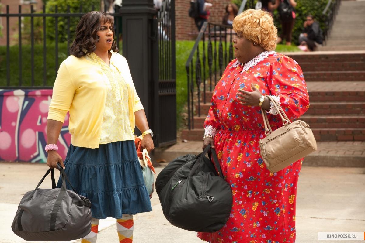 кадр №1 из фильма Большие мамочки: Сын как отец (2011)