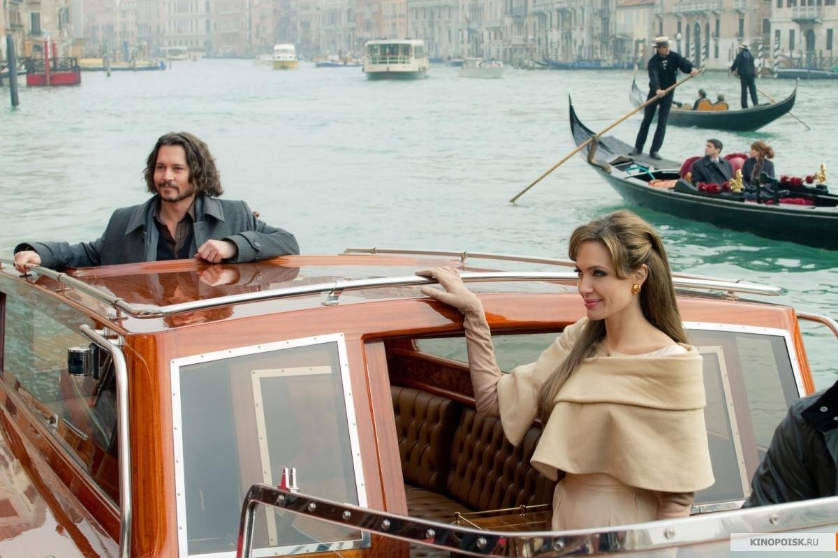 кадр №3 из фильма Турист (2010)