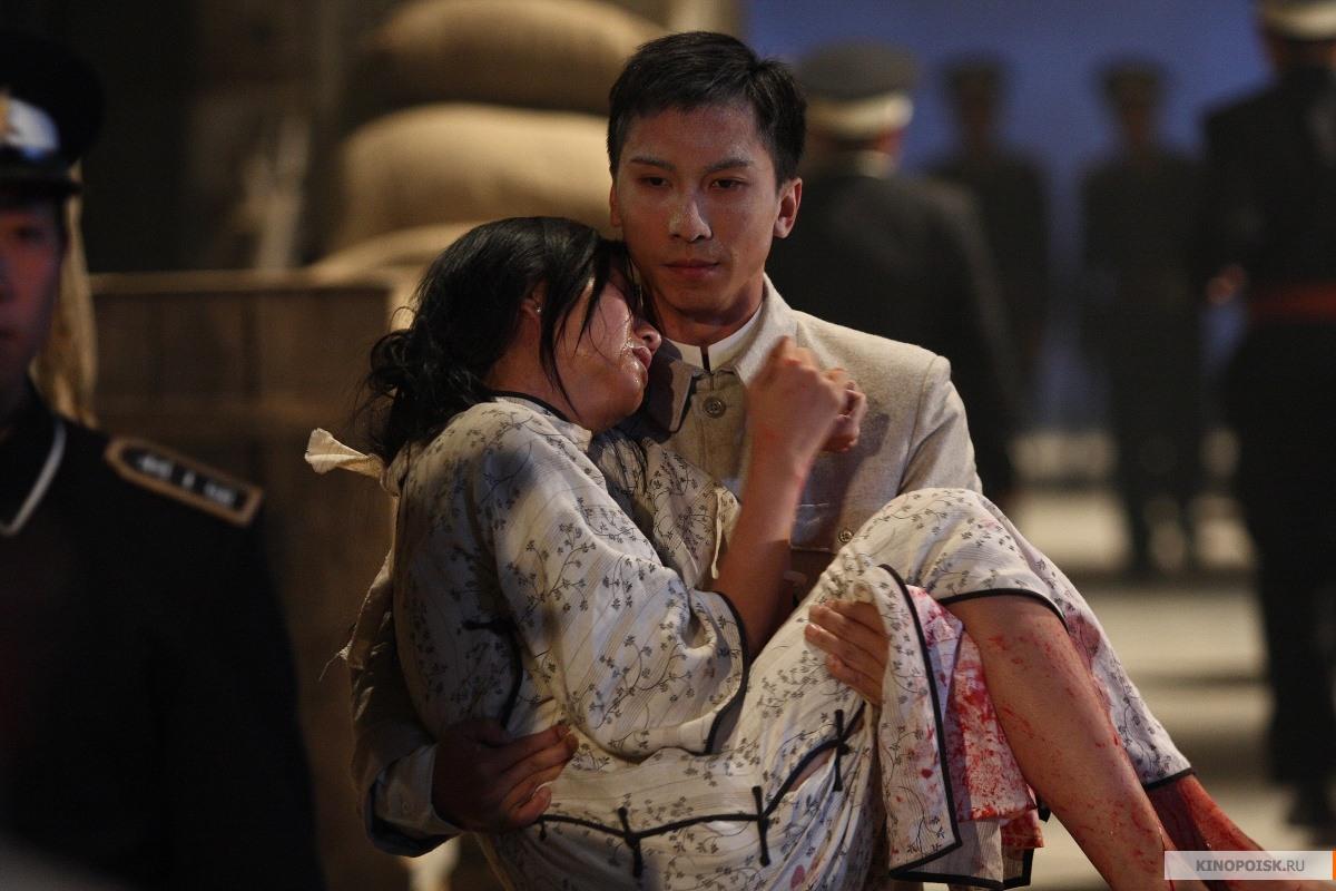 кадр №2 из фильма Ип Ман: Рождение легенды (2010)