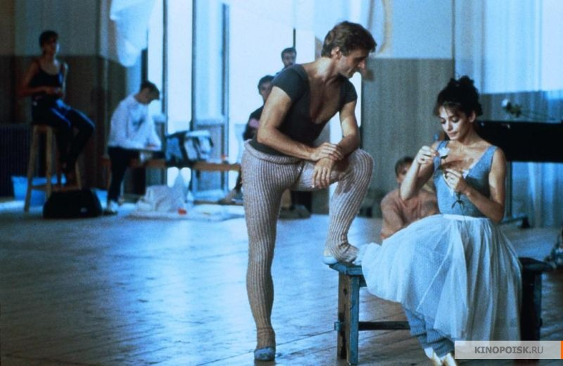 сложившейся михаил барышников танцы из фильмов Помощь монтаже