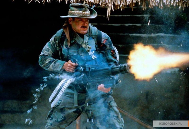 кадр №3 из фильма Хищник (1987)