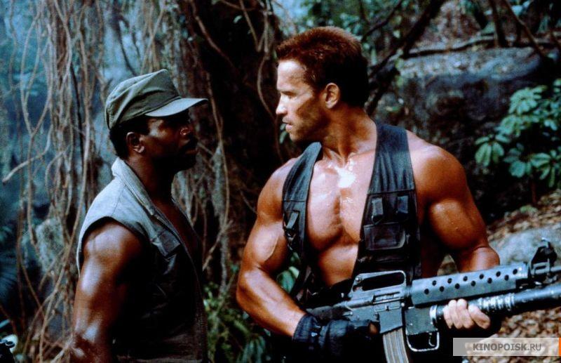 кадр №1 из фильма Хищник (1987)