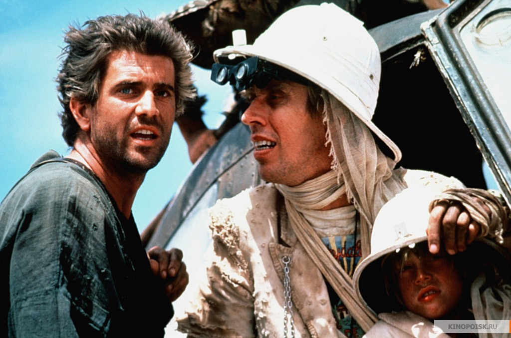 кадр №2 из фильма Безумный Макс 3: Под куполом грома (1985)