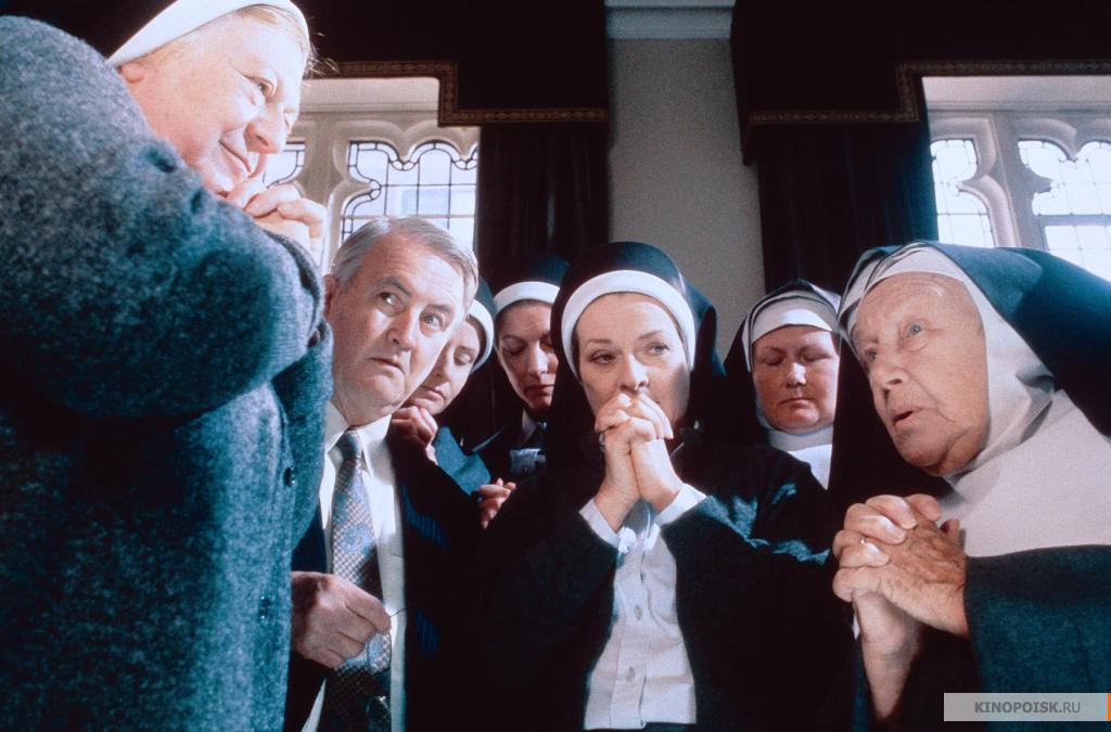Монахини в бегах / Nuns on the Run