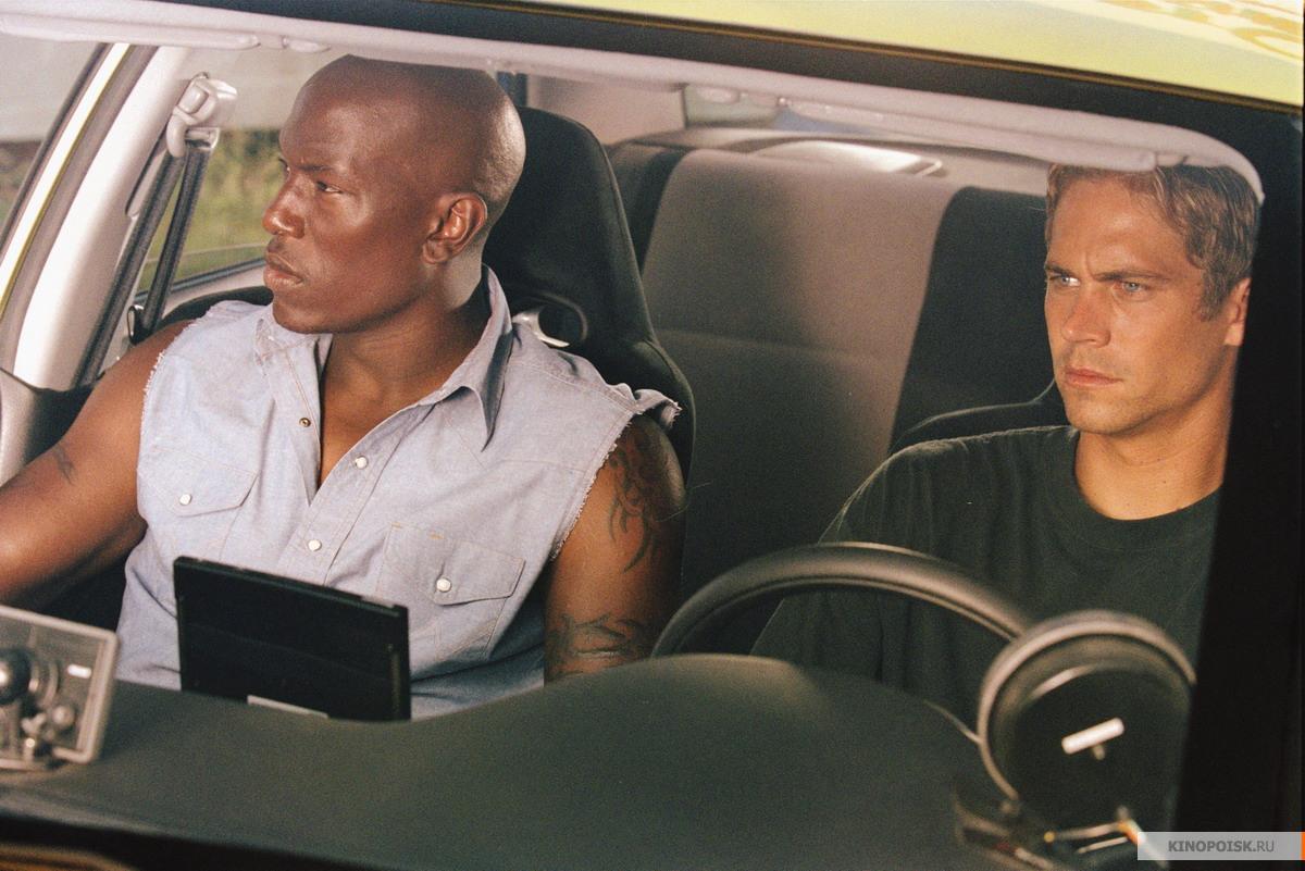 кадр №3 из фильма Двойной форсаж (2003)