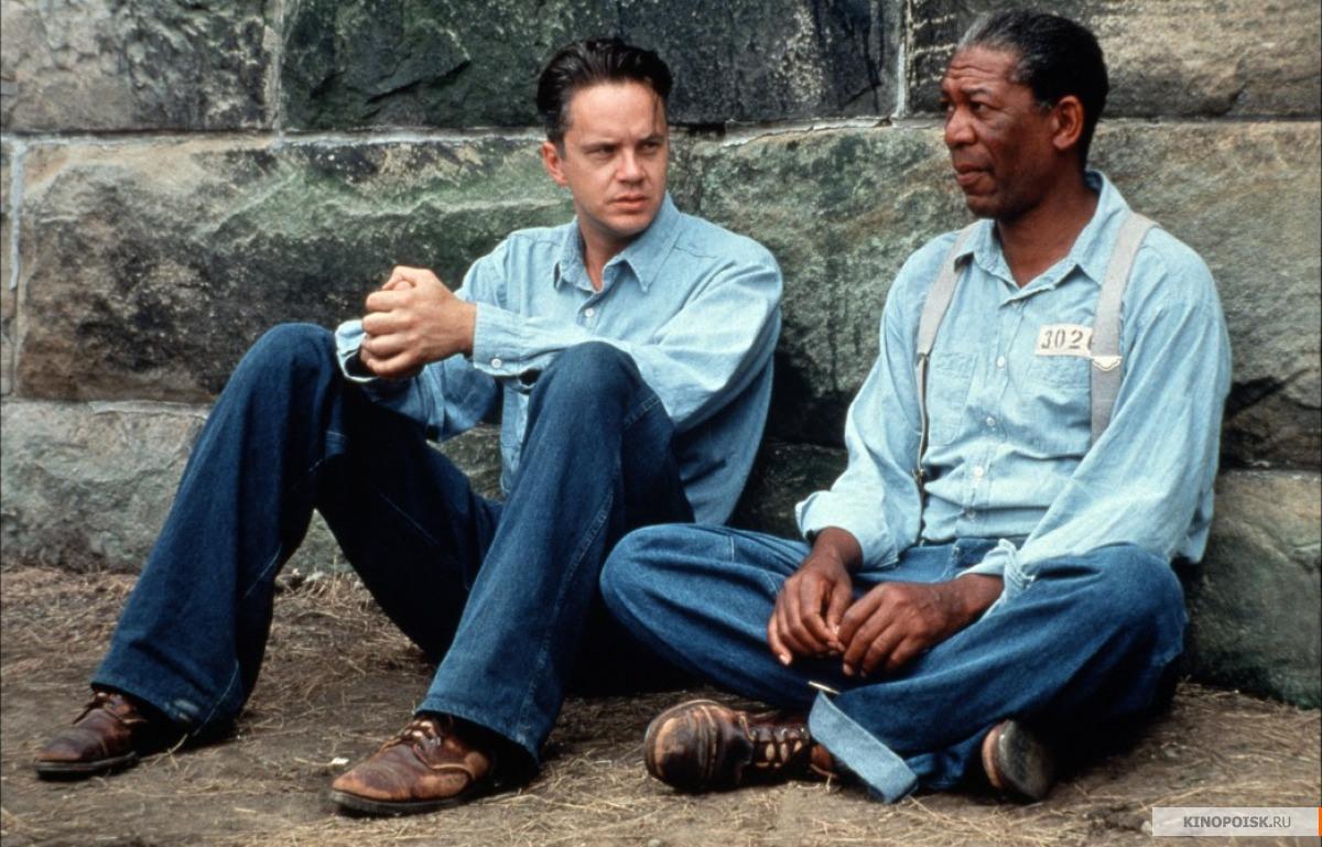 кадр №1 из фильма Побег из Шоушенка (1994)