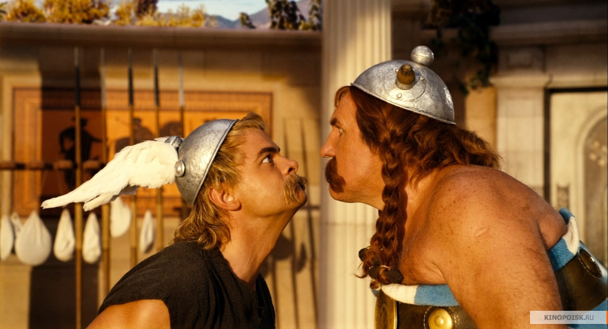 кадр №3 из фильма Астерикс на Олимпийских играх (2008)