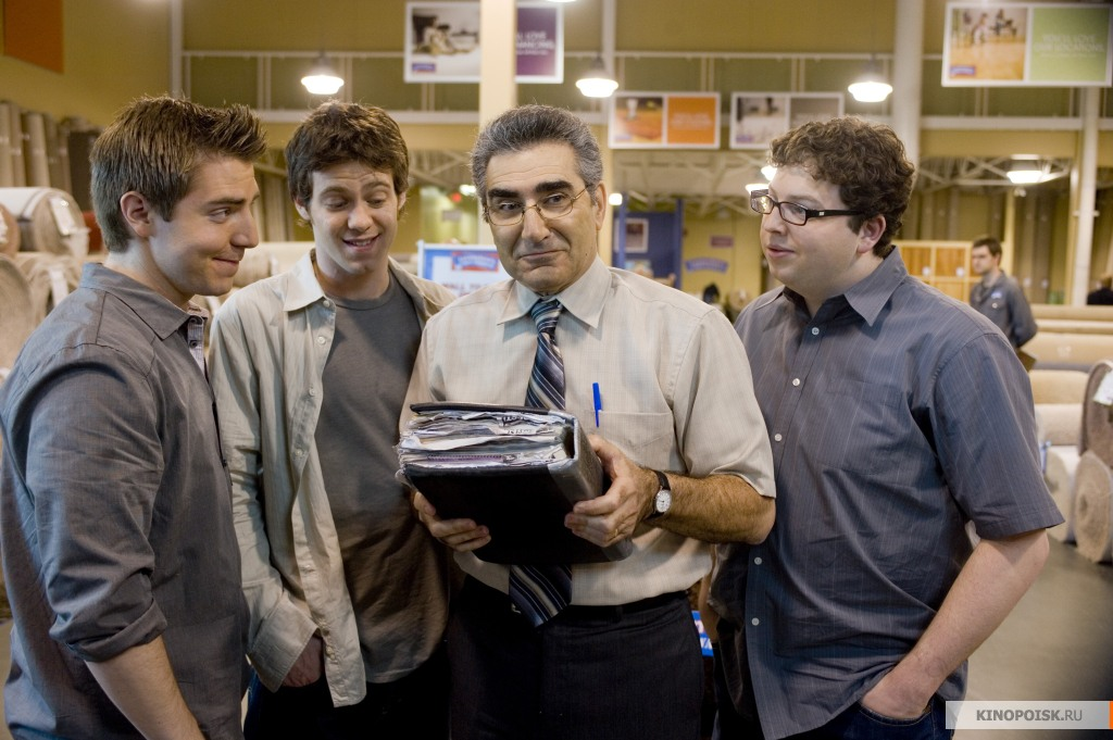 кадр №2 из фильма Американский пирог: Книга любви (2009)