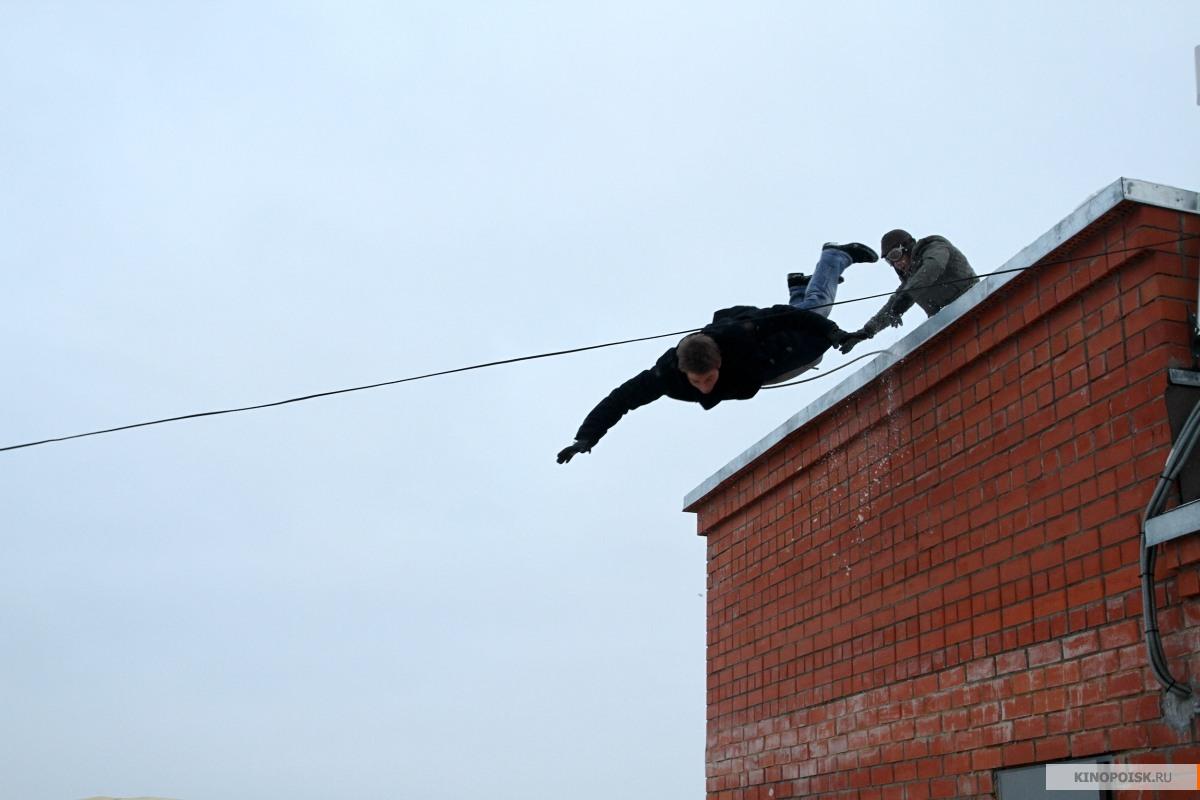 фото прыжок с крыши годал как