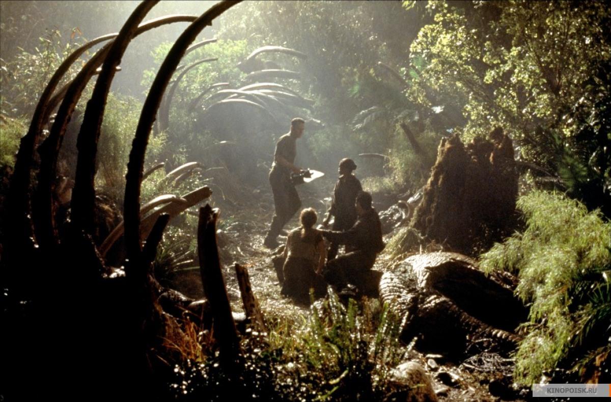 кадр №3 из фильма Парк Юрского периода 2: Затерянный мир