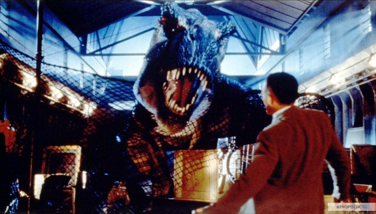 кадр №2 из фильма Парк Юрского периода 2: Затерянный мир