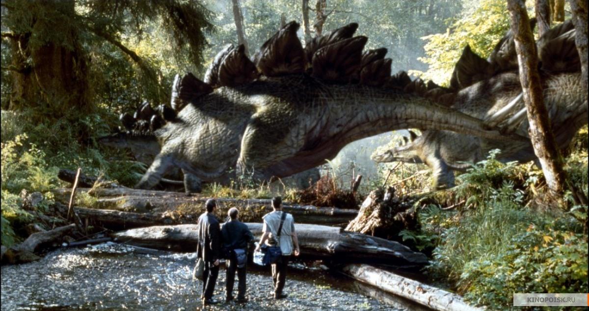 кадр №1 из фильма Парк Юрского периода 2: Затерянный мир