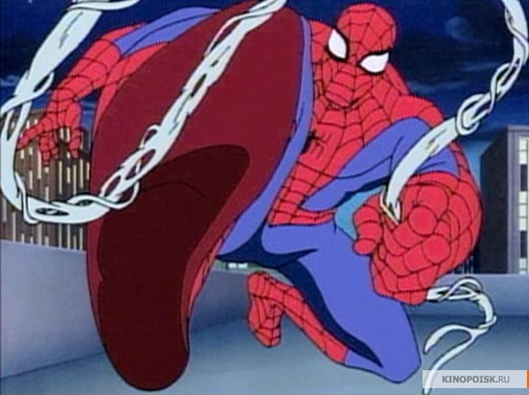 смешные картинки из человек паук 1994 алтайского