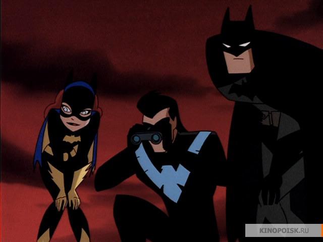 Новые Приключения Бэтмена Торрент Скачать - фото 10