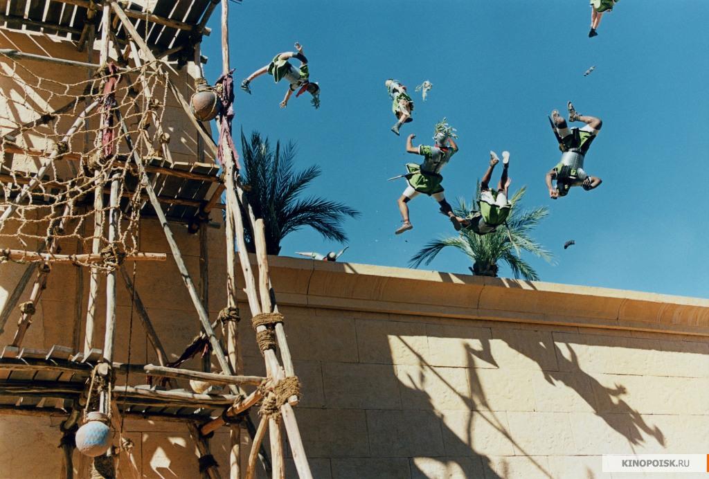 кадр №3 из фильма Астерикс и Обеликс: Миссия Клеопатра (2002)