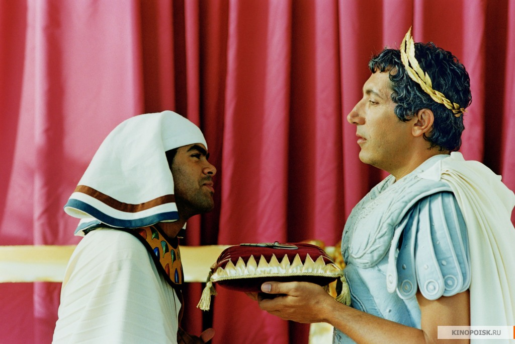 кадр №2 из фильма Астерикс и Обеликс: Миссия Клеопатра (2002)