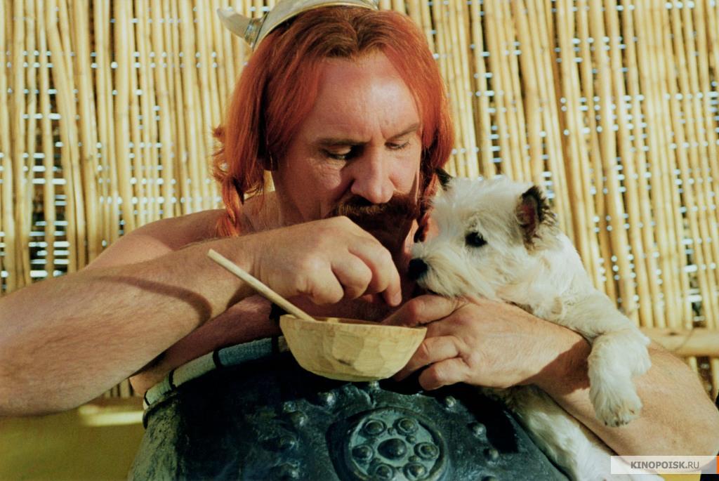 кадр №1 из фильма Астерикс и Обеликс: Миссия Клеопатра (2002)