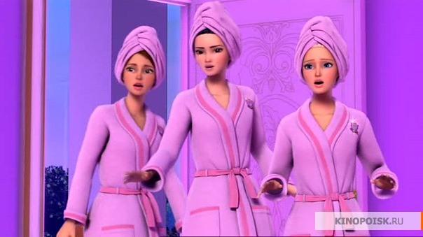 Фото: Барби: Академия принцесс / Скриншот мультфильма ...