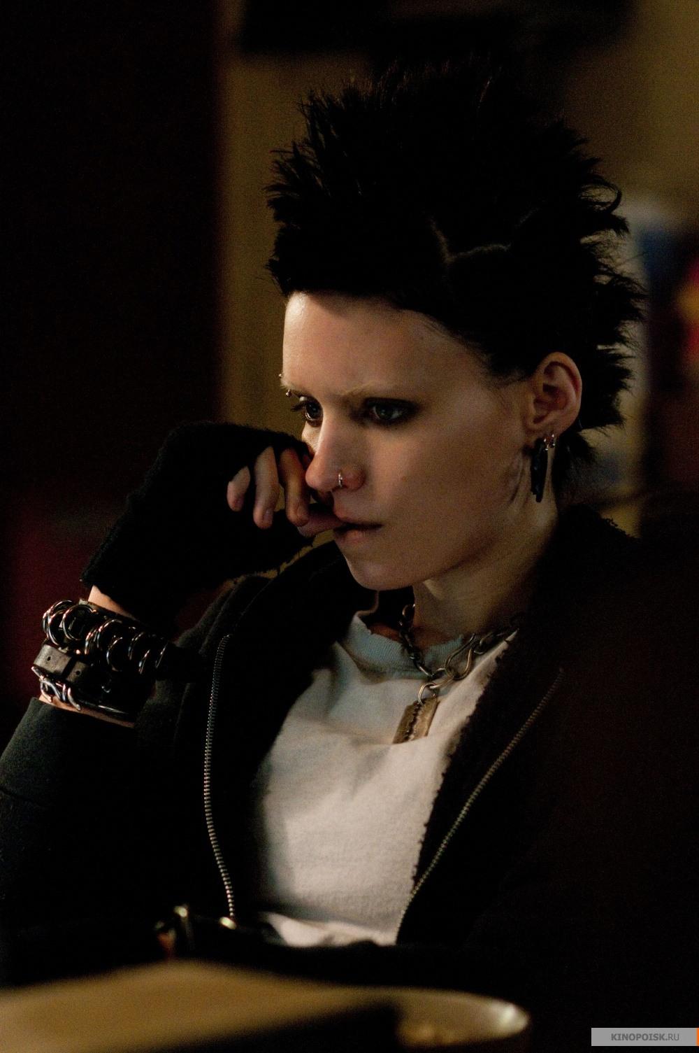 Девушка с татуировкой 2011 музыка
