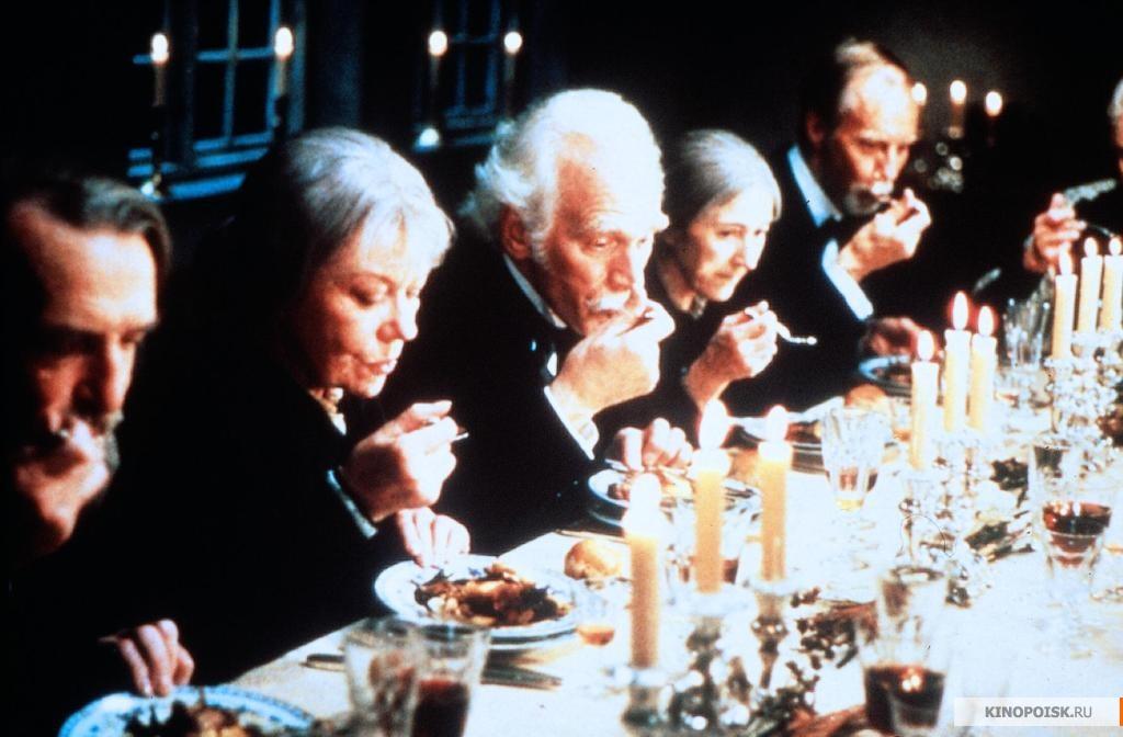 the danish community in babettes feast a drama film by gabriel axel