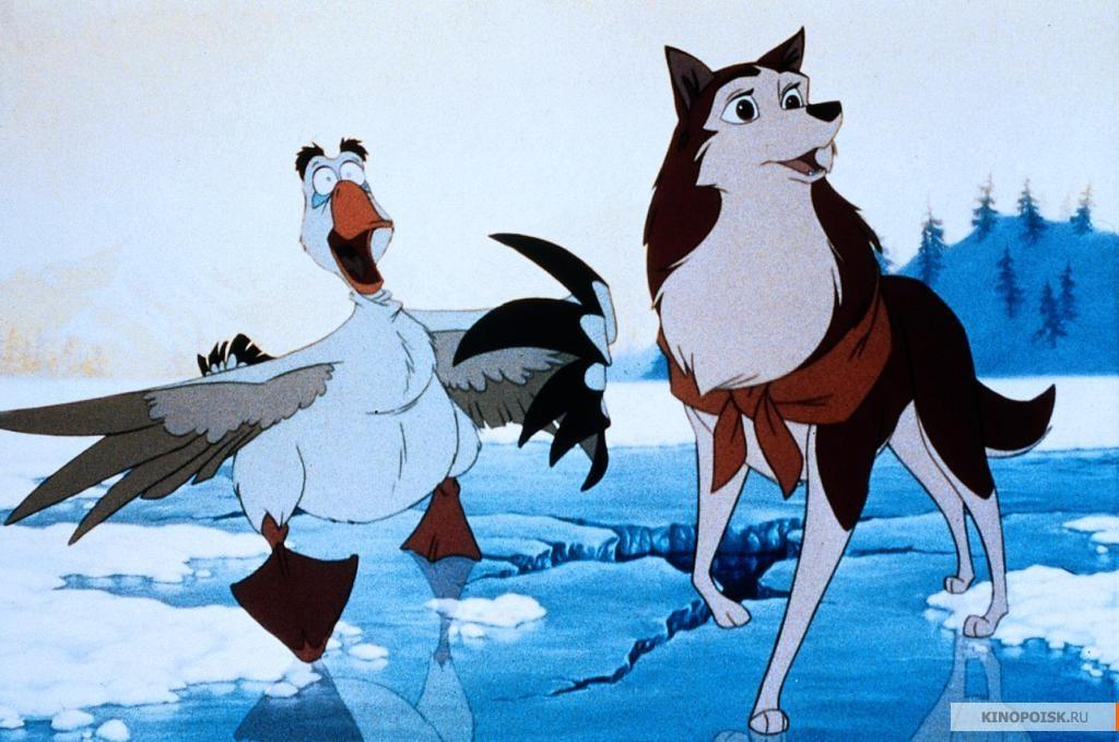 кадр №1 из фильма Балто (1995)