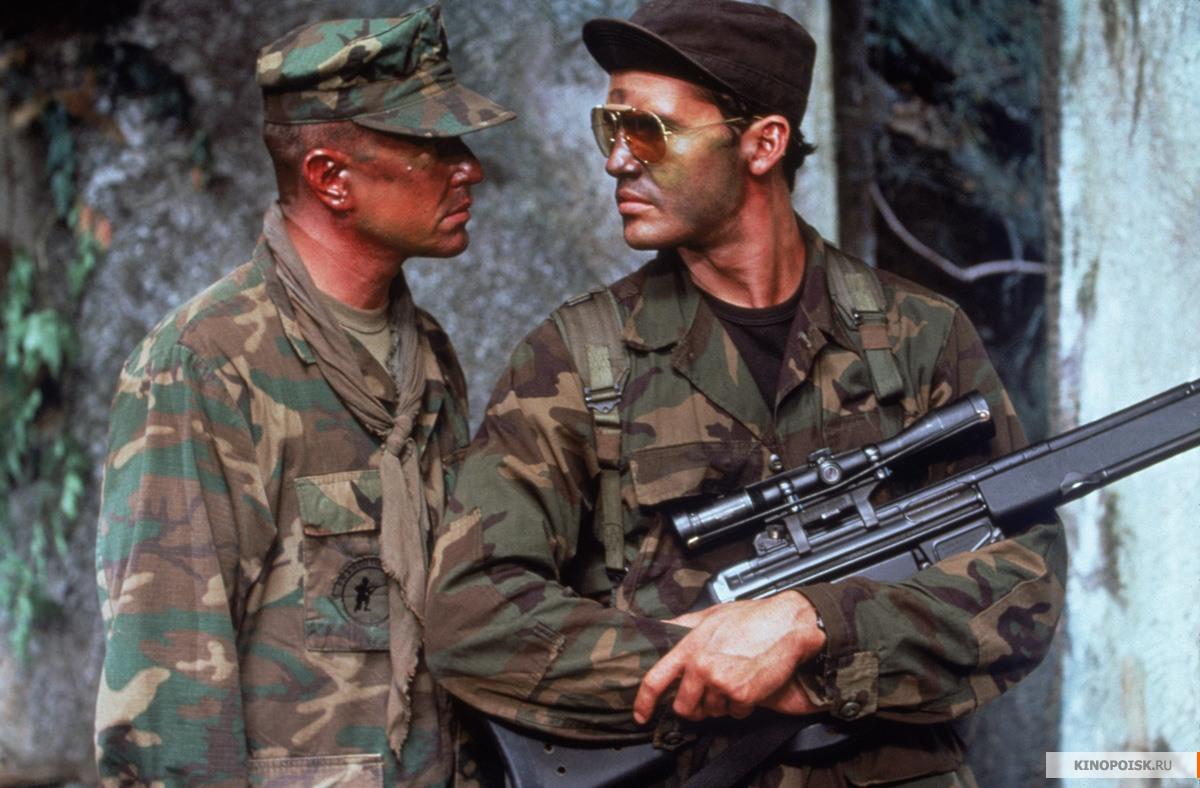 официальный все фильмы про снайперов формирование