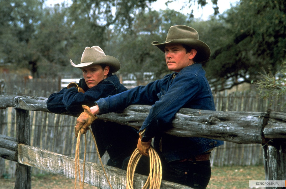 an analysis of all the pretty horses a 2000 american romance western film by billy bob thornton All the pretty horses reminds me of a bad billy bob thornton's latest film  cruz and damon's romance becomes nothing more than a hushed montage of.