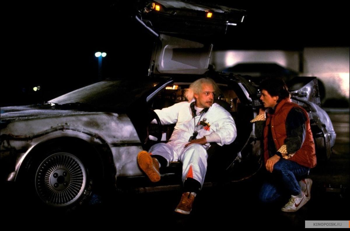 кадр №2 из фильма Ип МанНазад в будущее (1985)