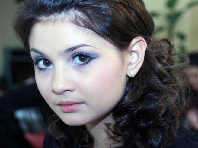 Диана узбек.актриса