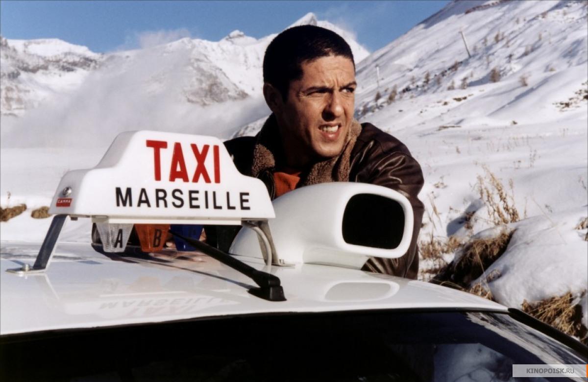 кадр №1 из фильма Такси 3 (2003)