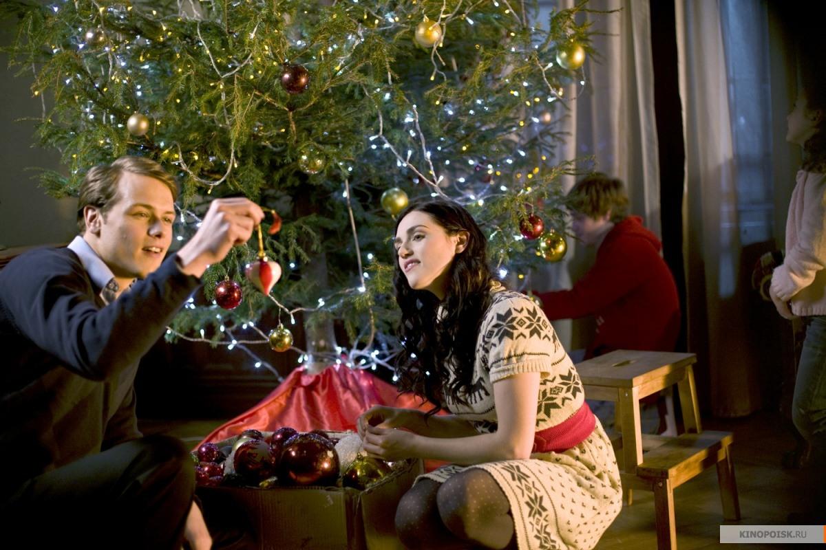 красивые фильмы о любви и рождество несколько
