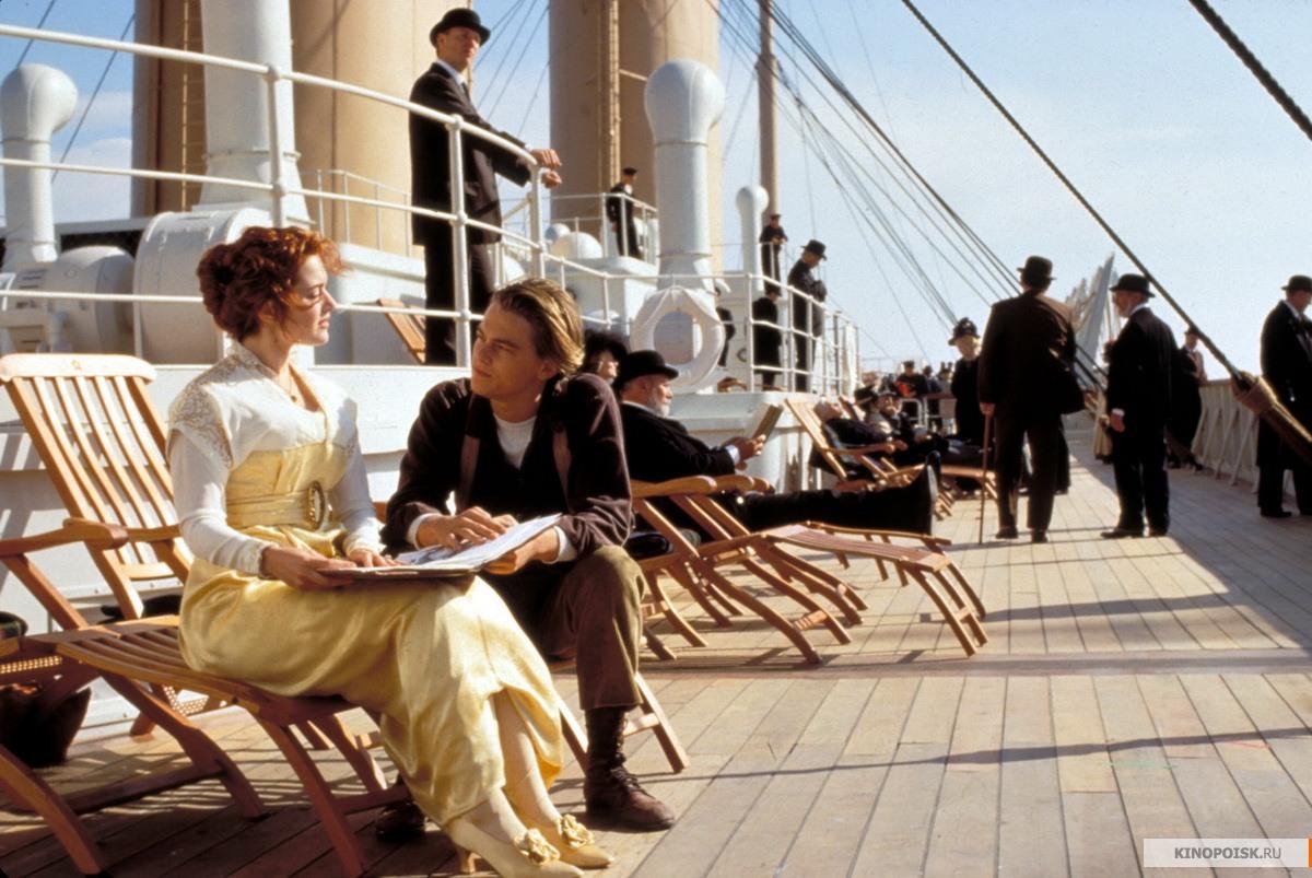 Титанік (1997) Український дубляж