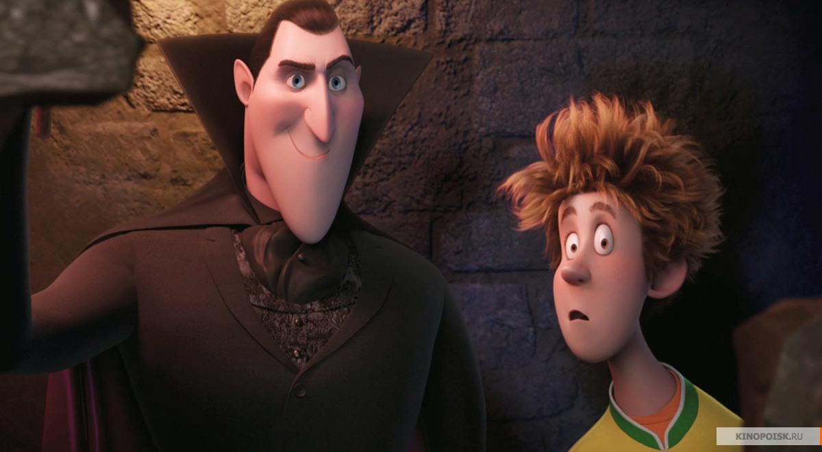 кадр №3 из фильма Монстры на каникулах (2012)