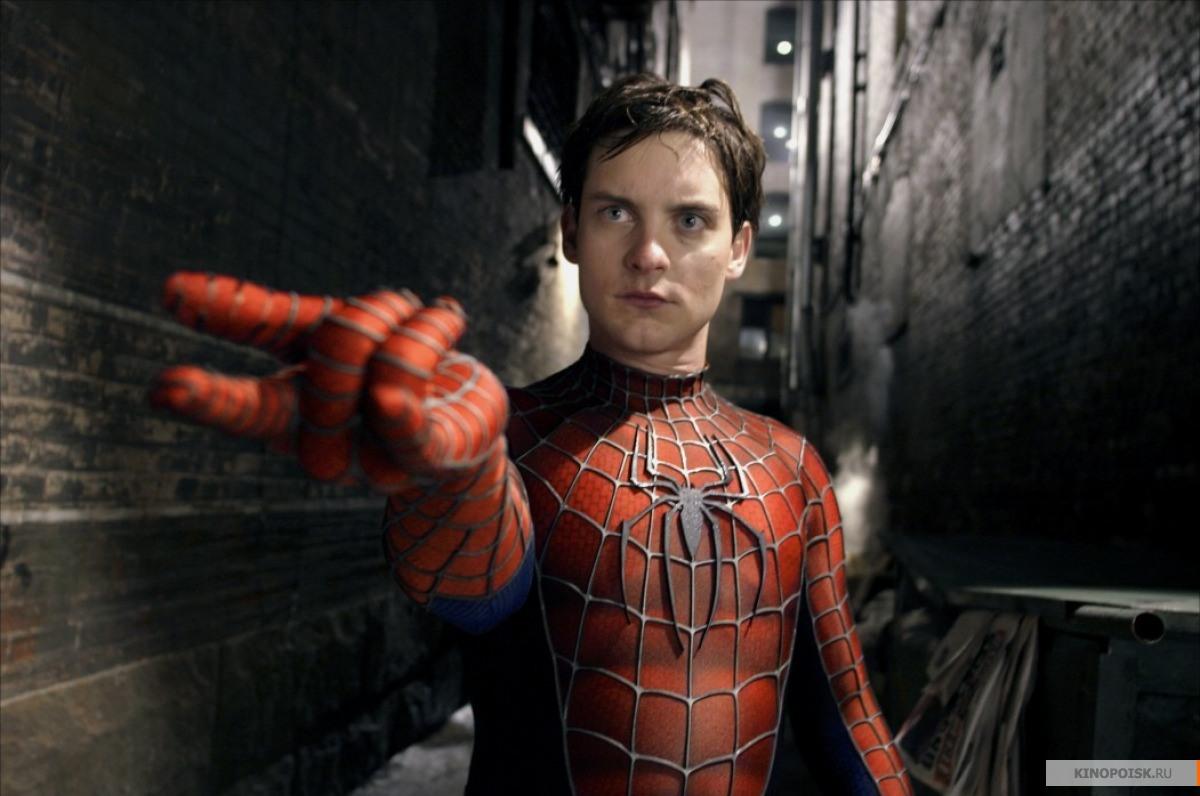 кадр №1 из фильма Человек-паук 2 - смотреть онлайн