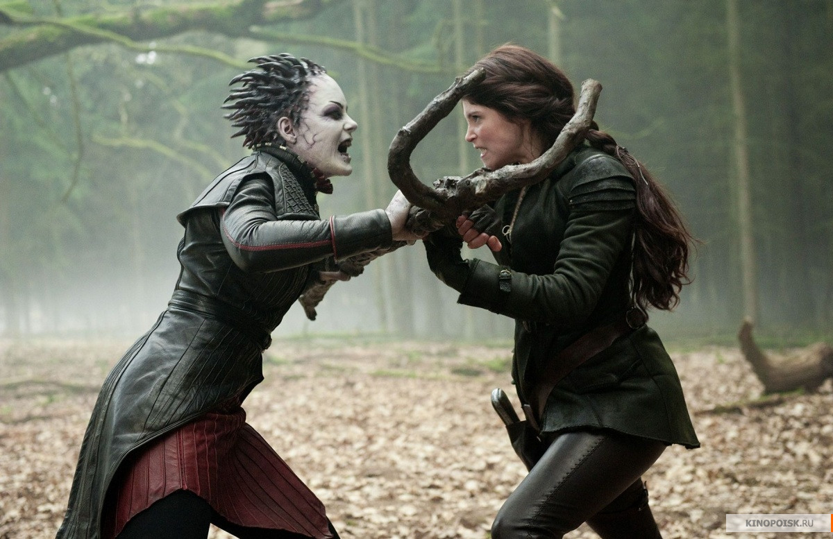 кадр №1 из фильма Охотники на ведьм (2012)
