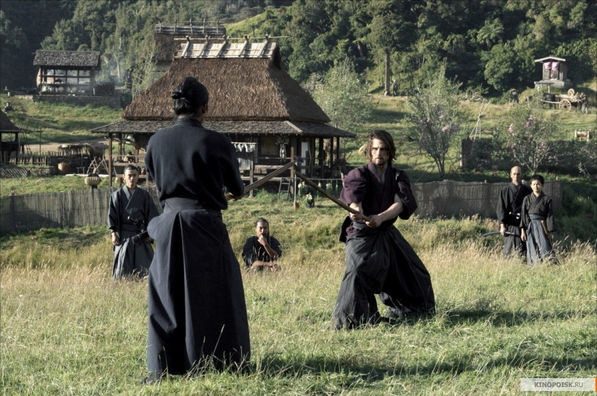 кадр №2 из фильма Последний самурай (2003)