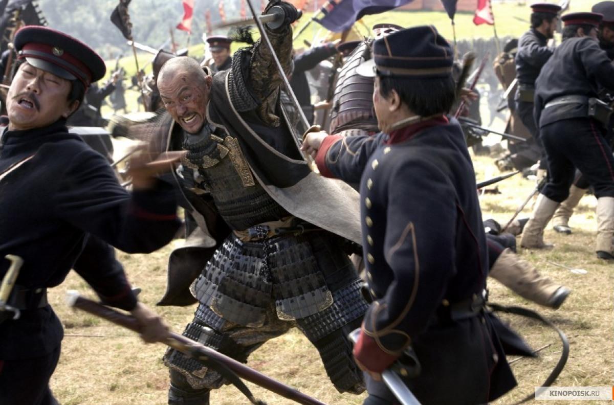 кадр №1 из фильма Последний самурай (2003)