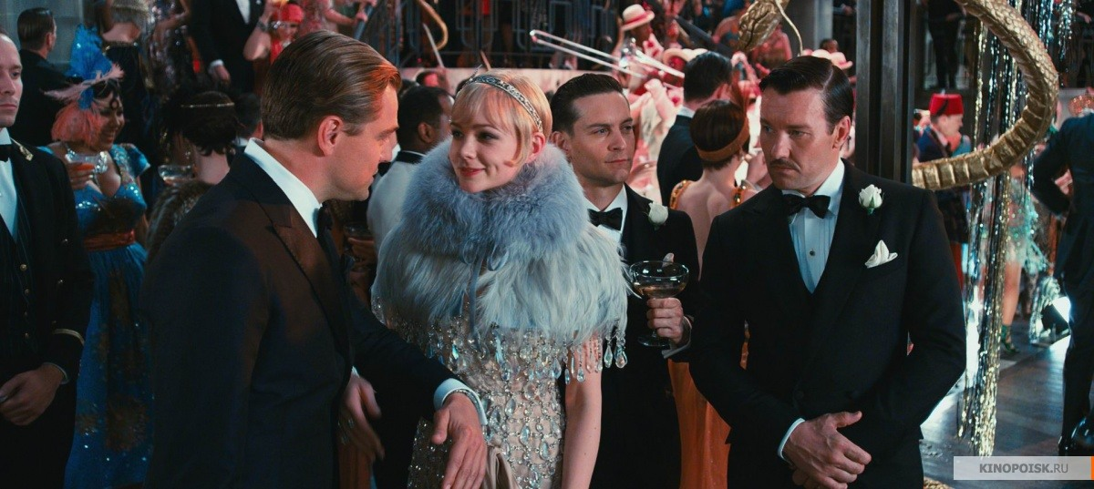 a comparison of the films the great gatsby by jack clayton and the great gatsby by baz luhrmann We compare the 1974 film but the two most well-known are undoubtedly the 1974 movie directed by jack clayton in the great gatsby 2013, why did baz luhrmann.