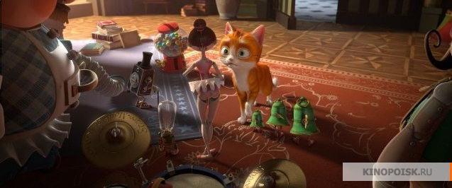 Кот и гром кинопоиск