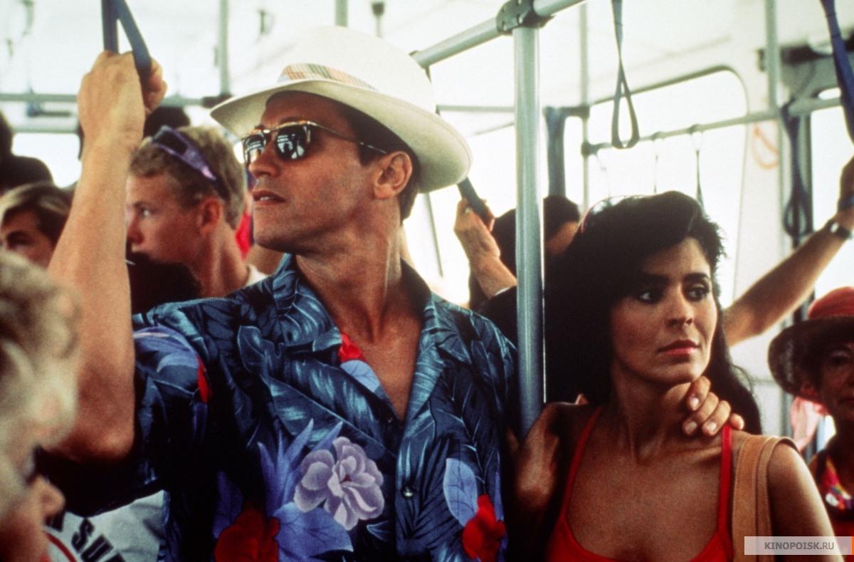 кадр из фильма: Бегущий человек (1987)