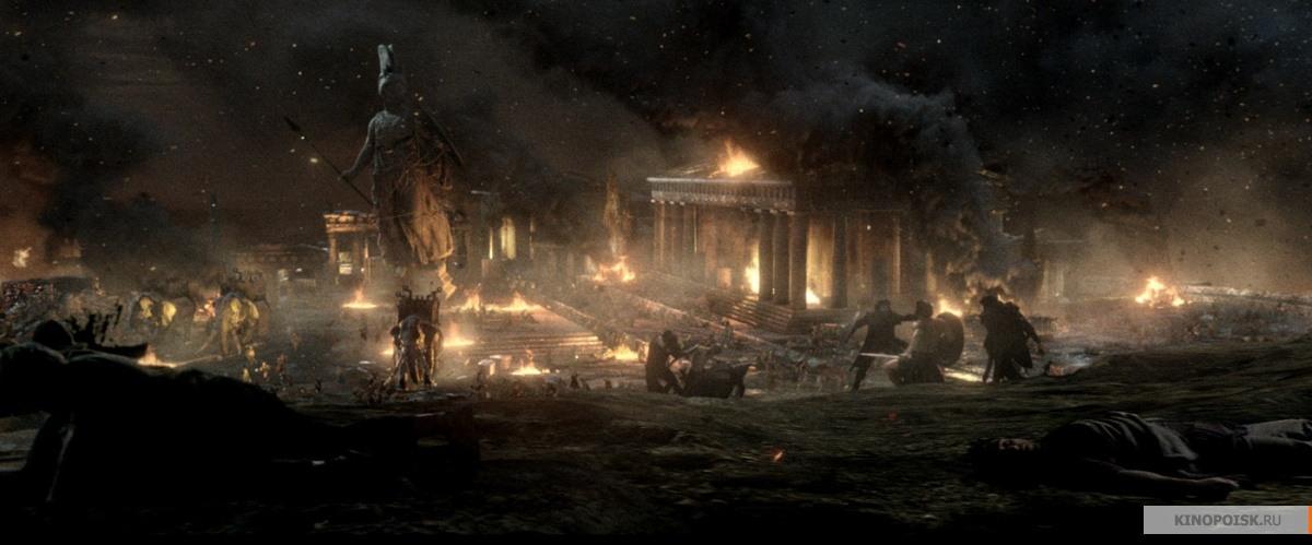 кадр №3 из фильма 300 спартанцев: Расцвет империи (2013)