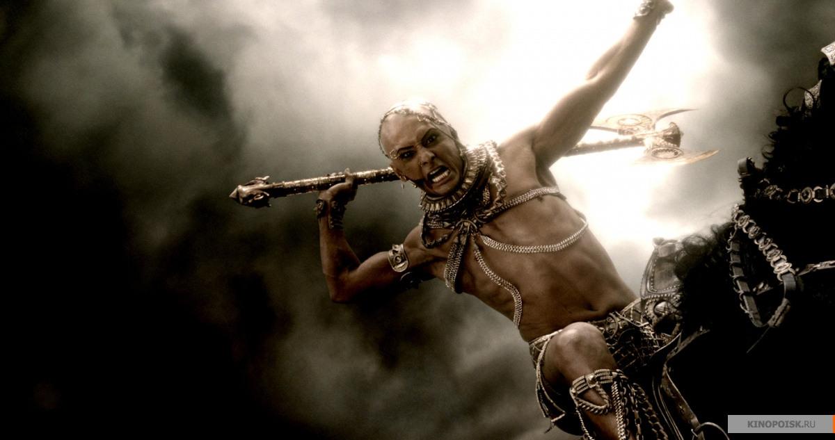 кадр №2 из фильма 300 спартанцев: Расцвет империи (2013)
