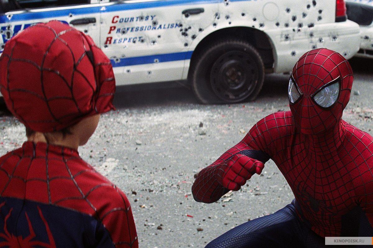 Смотреть онлайн новый человек паук высокое напряжение, Новый Человек-паук 5: Высокое напряжение 25 фотография