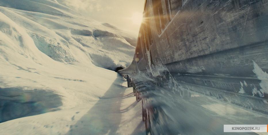 нет изображения - Сквозь снег / Snowpiercer