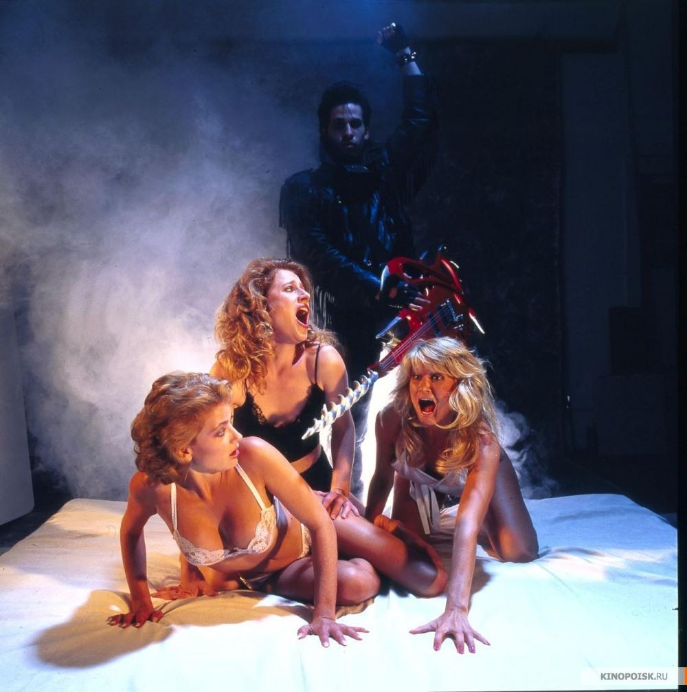 Slumber Party Massacre II 1987 Nude Scenes ANCENSORED
