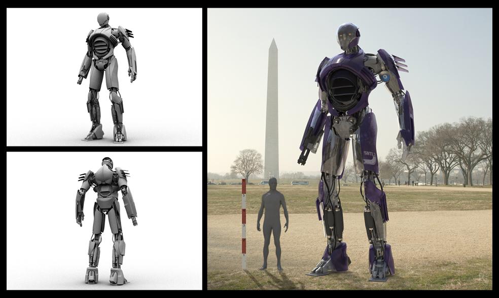 Картинки стражи роботы