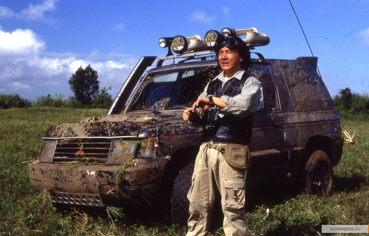 кадр №3 из фильма Доспехи Бога 2: Операция Кондор (1991)